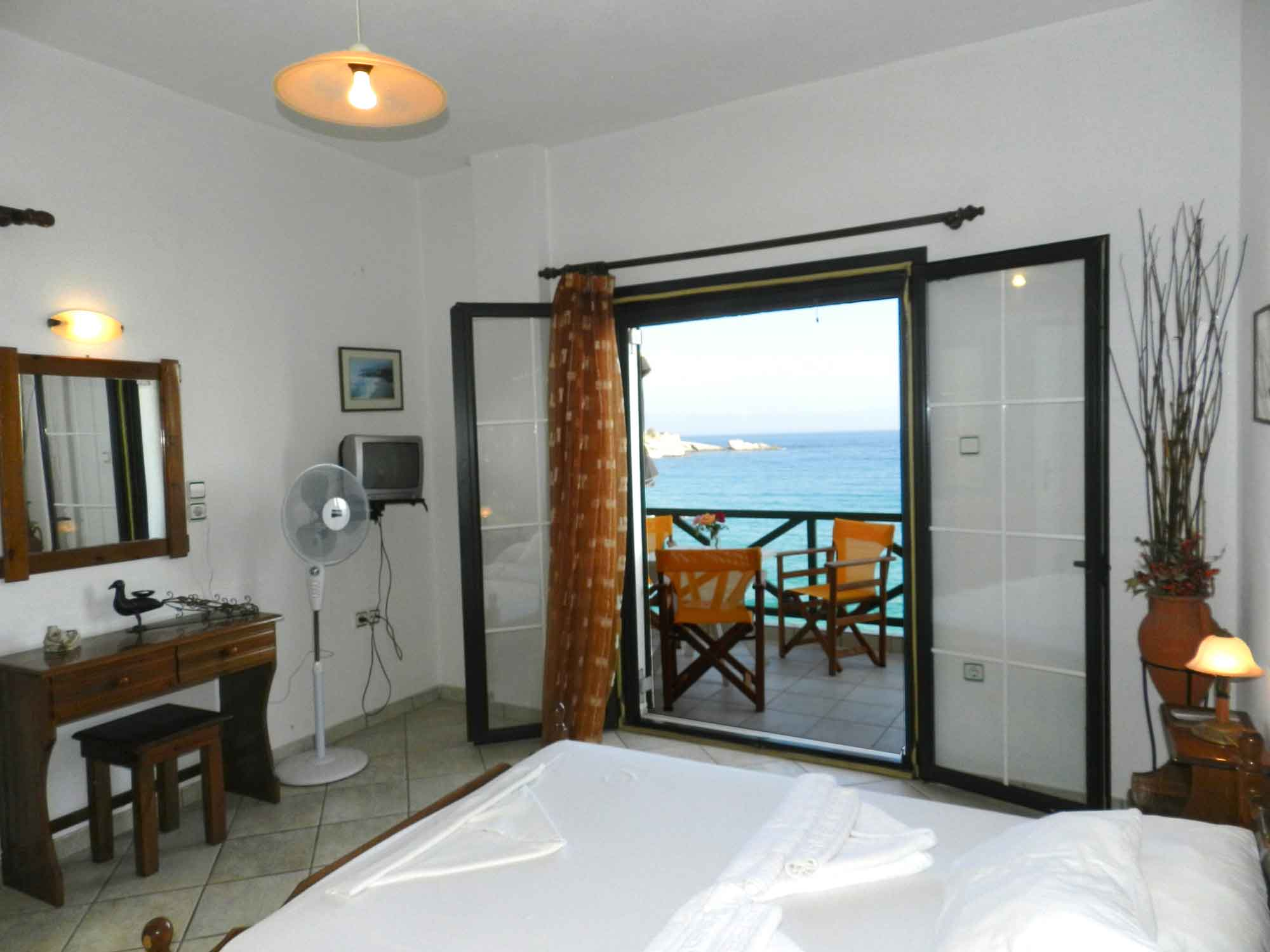 Comfortable apartment with sea view
